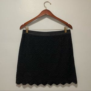 NWT J. Crew Lace Skirt